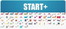 Pakiet Start+ Telewizja na karte NC+ 3 miesiące zasilenie doladowanie