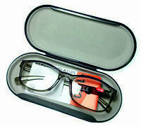 HR Brillenetui Brillenbox mit Lesebrille +1,5 Brillen Etui Sehhilfe Lesehilfe