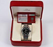 Omega Seamaster Aqua Terra Co-Axial Wristwatch Cal. 2500 Black Dial 42mm * Fair*