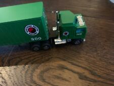 HO 1/87 Scale - Athearn Tractor, Container and Trailer | Northern Pacific (Lot 3