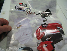 ABU GARCIA COMPANY STORE MERCHANDISE FOLDOUT ORDER FORM -  VERY GOOD USED