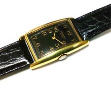 Raymond Weil Geneve Tank Vintage Mechanical Hand Winding Men's Women's Watch
