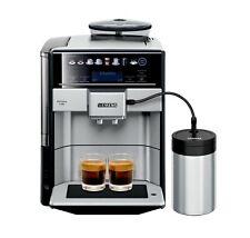Siemens EQ.6 plus s700 Kaffeevollautomat Edelstahl TE657M03DE mit 5 Jahren Garan