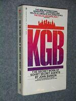 KGB the Secret Work of Soviet Secret Agents by Barron John