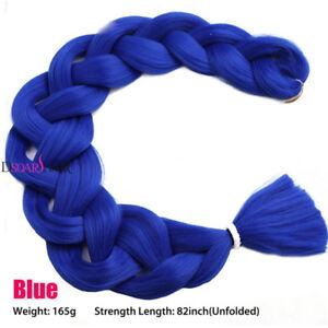 82'' Synthetic Kanekalon Jumbo Braids X-Pression Twist Braiding Hair Extensions