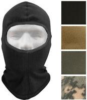 Polar Fleece One Hole Winter Balaclava Military Facemask