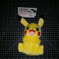 POKEMON PIKACHU PLUSHIE PLUSH TOY BARELY USED EXCELLENT CONDITION (MISSING TAG)