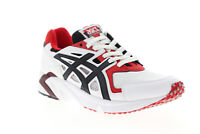 Asics Gel DS Trainer OG H704Y-100 Mens White Mesh Lifestyle Sneakers Shoes