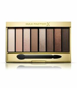 MAX FACTOR Masterpiece Nude Palette Eyeshadows 01 CAPPPUCCINO 6.5g - NEW Sealed