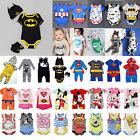 neonato bambino ragazzi vestiti Casual Tutina intera Body bebè COMPLETI pigiama