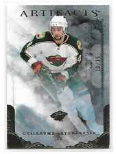 2010-2011 Artifacts #100 GUILLAUME LATENDRESSE Gold SP 20/35 Minnesota Wild