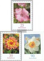 BRD 2513-2515 (kompl.Ausg.) selbstklebende Ausgabe postfrisch 2006 Blumen