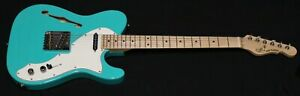 G&L USA ASAT Classic Thinline in Hard Case - Limited Edition