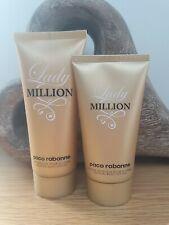 Paco Rabanne Lady Million - Sensual Body Lotion 1 x 100ml 1 x 75ml