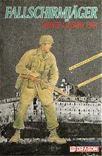 DRAGON FALLSCHIRMJAGER MONTE CASSINO 1944 1/16 Kits Soldiers 1 figures model
