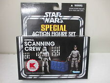 Star Wars Imperial Scanning Crew Special Action Figure Set Bundle