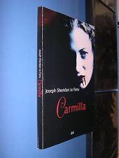 LE FANU SHERIDAN JOSEPH - CARMILLA - MONDO LIBRI - LICENZA NEWTON COMPTON