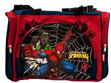 Marvel Spiderman Story Duffel Bag Carry On Bag