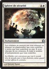 4x Sphère de sécurité (Sphere of Safety) U VF Mtg Magic Retour Ravnica