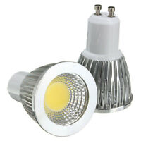 MR16 E27 E14 GU10 6W 9W 12W COB LED Dimmable Downlight Globe Bulbs Spot Light
