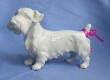 "Sealyham Cesky Terrier Augarten Austria Dog 6"""