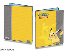 Ultra-PRO Pokemon Pikachu A4 9-Pocket Portfolio / Folder / Album (180 Cards)