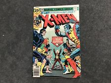 X-Men #100 vf- nice key
