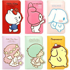 Hello Kitty Friends 3D Silhouette Flip Case iPhone XS/XS Max/XR Case 12 Types