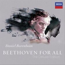 NEW Beethoven For All: Deluxe Version (Audio CD)