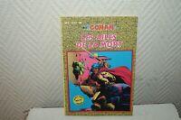 LIVRE REVUE CONAN n°3 AREDIT POCKET COLOR MARVEL LES AILES DE LA MORT 1982