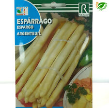 Esparrago Argenteuil - Blanco Grueso (6 gr / 300 semillas ) seeds - Espárrago