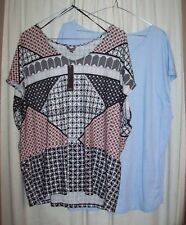 2XL Katies and Size 22 summer tops - Ed It Ed - Best & Less / XXL