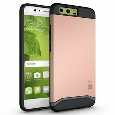 TUDIA Slim-Fit MERGE Dual Layer Protective Cover Case for Huawei P10