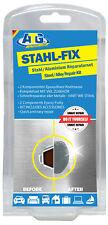 ATG, metallo Set di riparazione per radiatore auto, acciaio, Radiator, cisterna sigillo