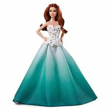 2016 Holiday Barbie Auburn ~ The Peace Hope Love Edition ~ NIB ~ FAST SHIPPING!
