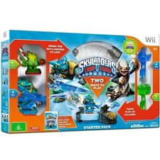 Starter Skylanders Trap Team Wii Activision 87039is