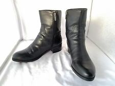 """Marc Fisher Size 7.5M Black Ankle Boot 1.75"""" Heel """"TRIST2"""""""