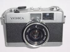 Yashica 35 ME 35mm Film Fotocamera Compatta con Obiettivo 38mm F/2.8