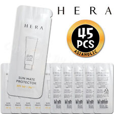 Hera Sun Mate Protector 1ml x 45pcs (45ml) SPF 50+ PA+++ Sample Newist Version