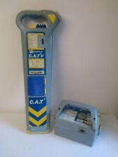 CAT 3 + Genny 3 - Leitungssucher Kabelortung Kabelsuchgerät Radiodetection