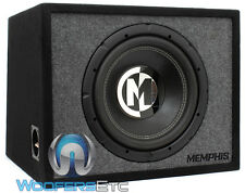 "MEMPHIS PRXE12S 12"" 600W SUB 2 OHM LOADED SUBWOOFER PRX-12D4 IN PORTED BOX NEW"