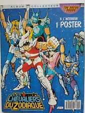 album Chevaliers du zodiaque SFC tes  super heros 1986