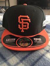 6e2566cb25f San Francisco Giants 2014 World Series New Era Fitted Hat Cap 7 1 2