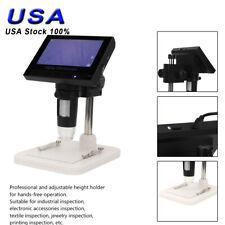 1000x 43 Lcd Screen Digital Electronic Microscope Magnifier Tool