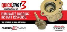 Boyesen Quickshot 3 Ajustable Carburador Cubierta Acelerador Bomba apc-3