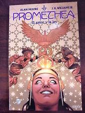 Promethea num.1,Alan Moore,El Amor y La Ley,Ed.Planeta 2003