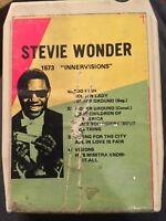 Stevie Wonder Innervisions RARE VERSION 8-TRACK masterpiece