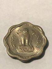 1959 India 2 Naye Paise BU #18309