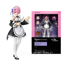 RAM figure RE:ZERO FIGMA starting life in another world MAX FACTORY rem # 347