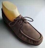 SAS Tripad Comfort Women's Brown Suede Oxford Lace Up Casual Shoes Size 9 M